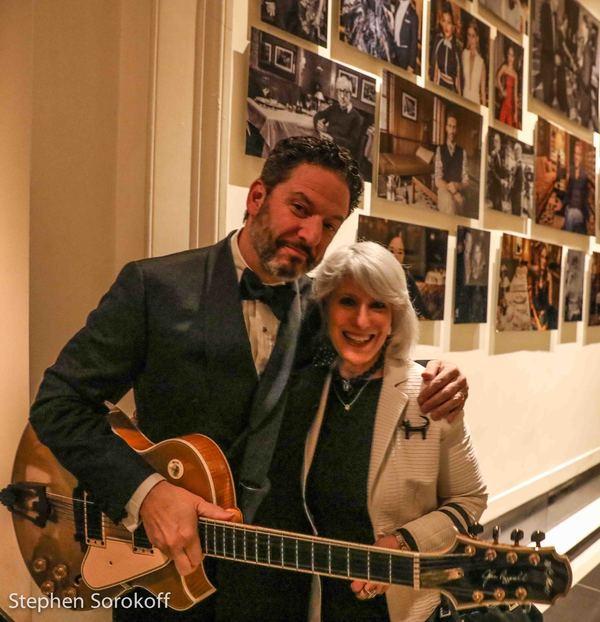 John Pizzarelli & Jamie deRoy