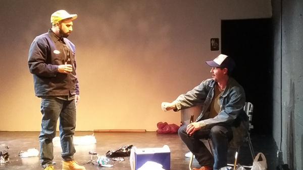 Photo Flash: James McLure's LONE STAR Heads Off-Broadway in May
