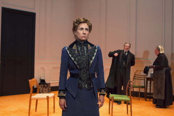 Photo Flash: First Look at Laurie Metcalf & Chris Cooper in A DOLL'S HOUSE, PART 2