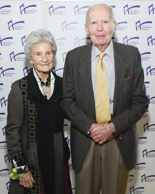 Sally Brown and Tim Brown
