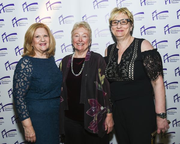 Marilyn Yanowitch, Barbara Zinn Krieger and Lisa Glass