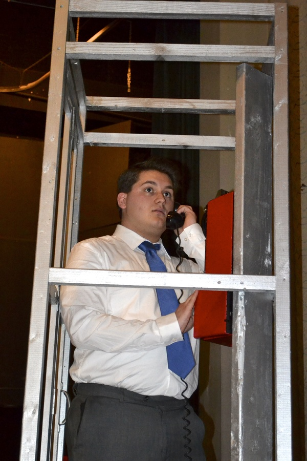 Photo Flash: First Look at CATCH ME IF YOU CAN at Playhouse South