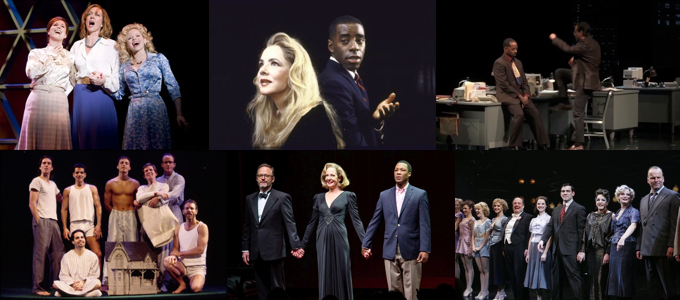 Explore the 'Six Degrees' Between SIX DEGREES OF SEPARATION Casts