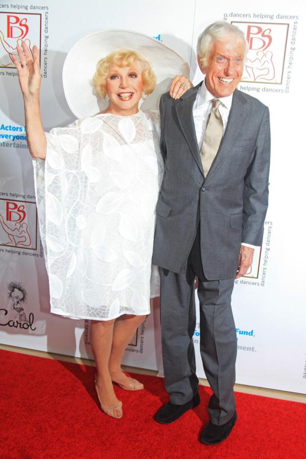Ruta Lee & Dick Van Dyke