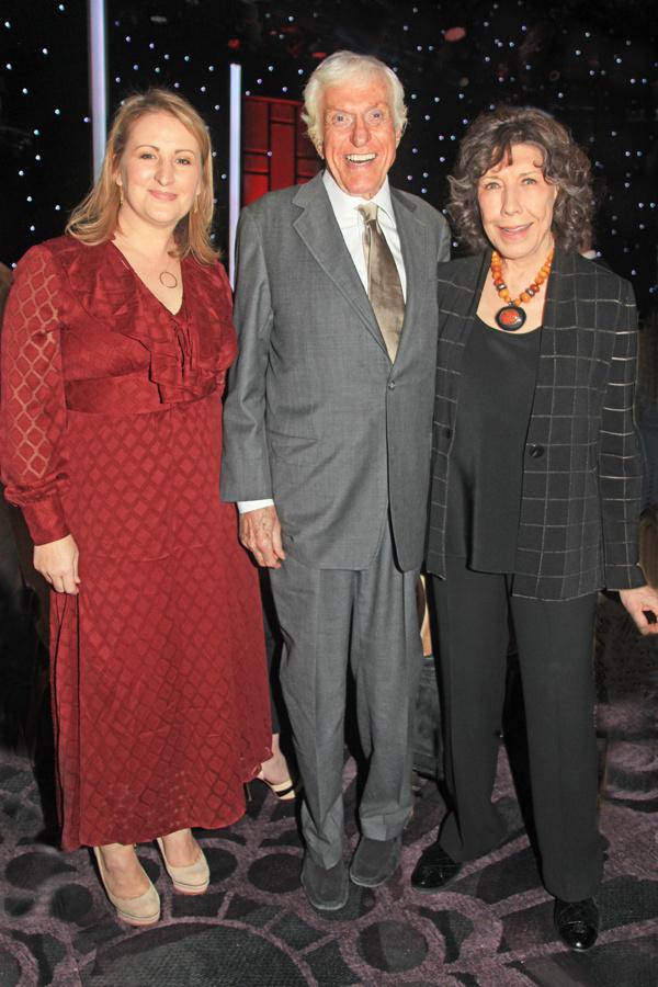 Mandy Moore, Dick Van Dyke, Lily Tomlin