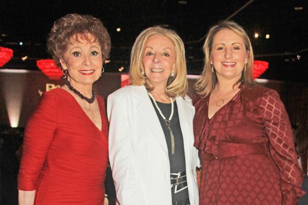 Carol Lawrence, Joni Berry, Mandy Moore