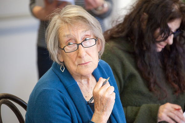 Photo Flash: In Rehearsals for WINTER HILL at Octagon Theatre Bolton