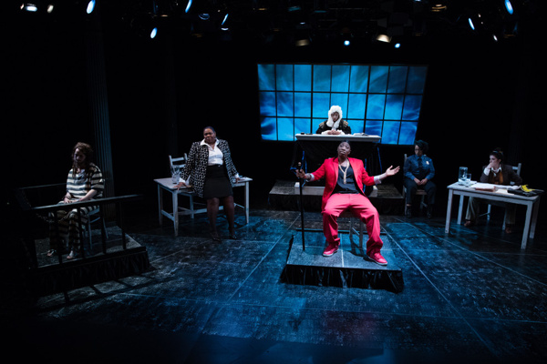 Photo Flash: ASDS Rep Season Opens Week 5 with THE LAST DAYS OF JUDAS ISCARIOT