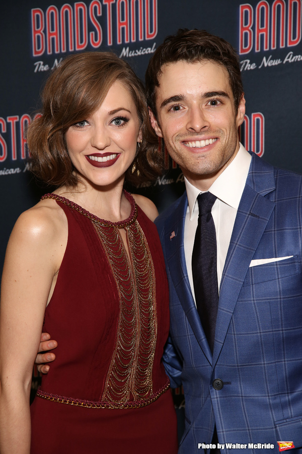 Photo Coverage: It's a Syncopated Celebration! BANDSTAND Parties on Opening Night