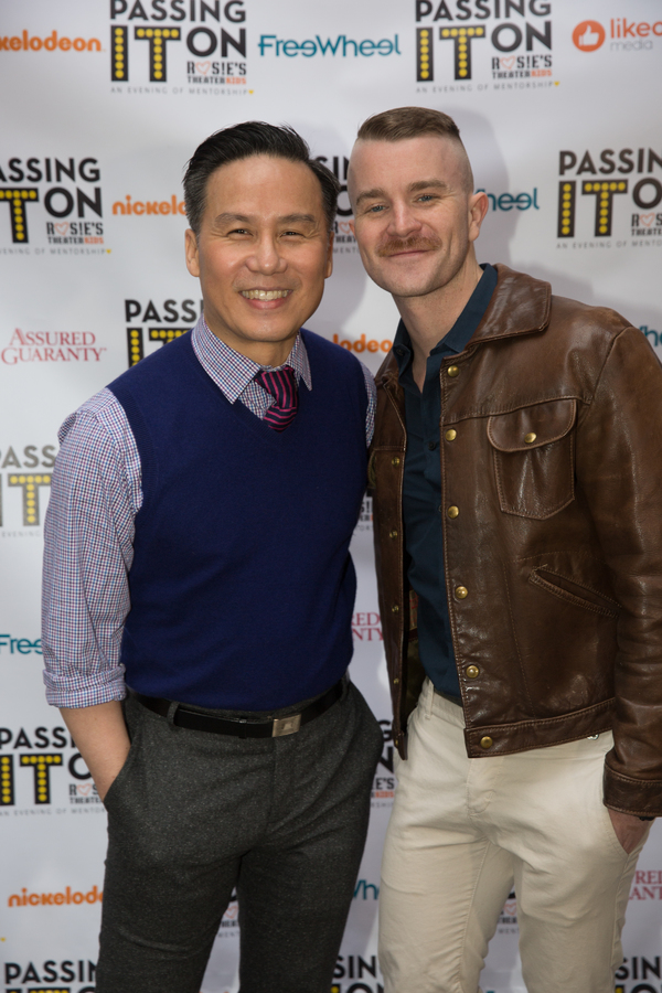 BD Wong and Richert Schnorr