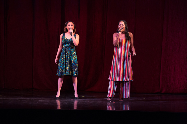 Photo Flash: Jessie Mueller, Christopher Jackson, Adrienne Warren and More Take Part in Rosie's Theater Kids' PASSING IT ON Benefit