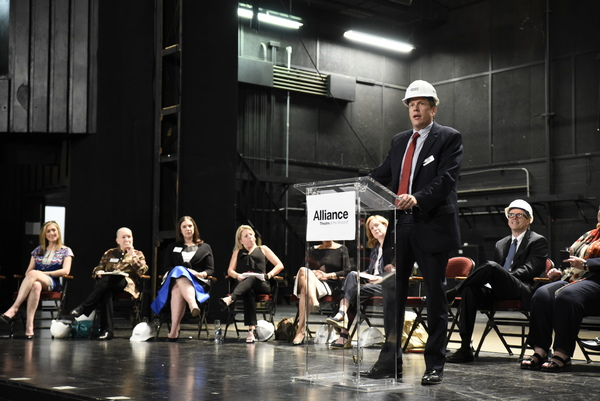 Mike Schleifer, Managing Director, Alliance Theatre Photo