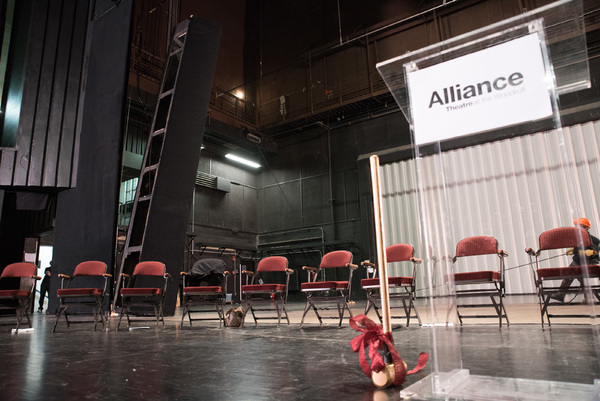 Photos and Video: The Wall Crumbles at Alliance Theatre's Ground Breaking