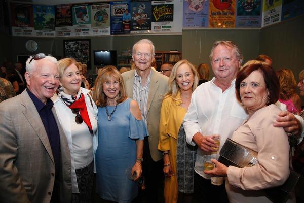 Cody Engle and Deborah Engle, Dr. Gary Jenkins & Betsy Jenkins, Kaira Rouda, Ken Fisc Photo