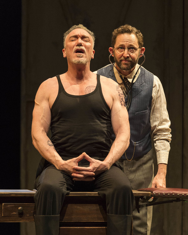 Patrick Page and Todd Weeks