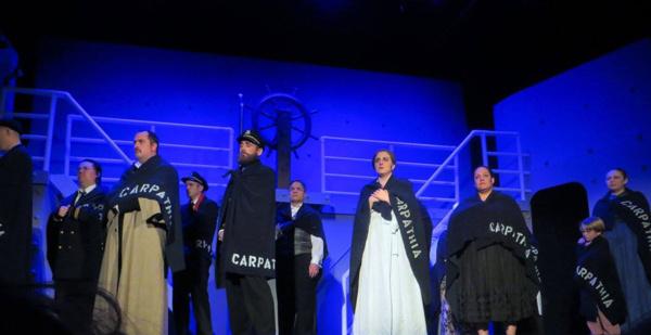 Photo Flash: Set Sail with Newtown Arts Company's TITANIC