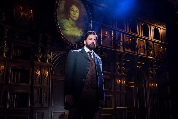Sean Palmer as Archibald Craven