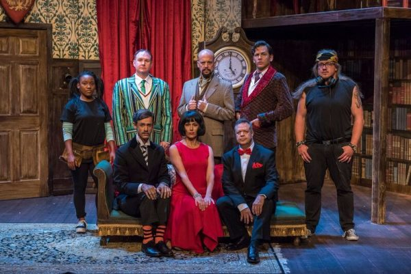 BWW Interview: Five on Friday with THE PLAY THAT GOES WRONG's Sive Gubangxa