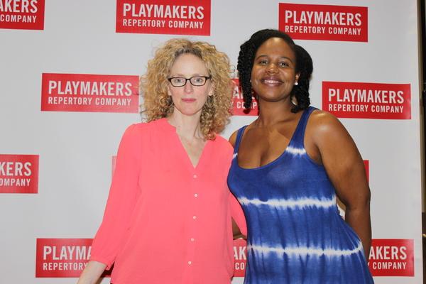 Vivienne Benesch and Tangela Large Photo