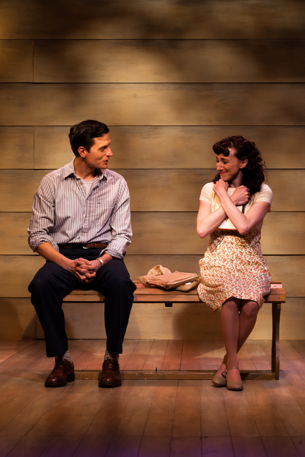Photo Flash: Playhouse on Park's THE LAST TRAIN TO NIBROC Opens Tonight!