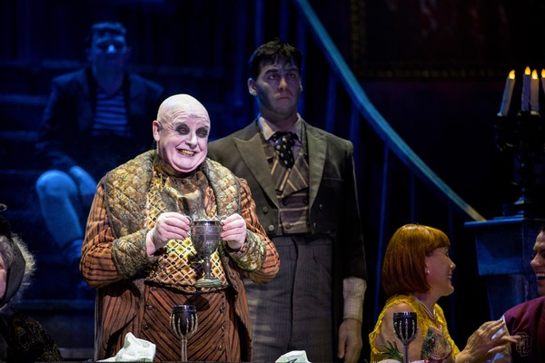 Photo Flash: First Look at THE ADDAMS FAMILY at Marlowe Theatre