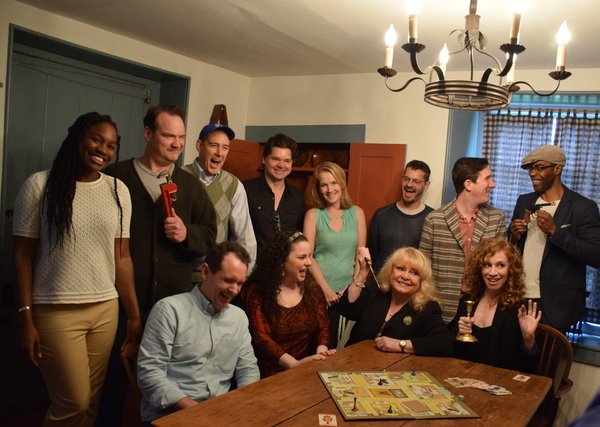 Photos: Meet the Cast of the World Premiere of CLUE ON STAGE