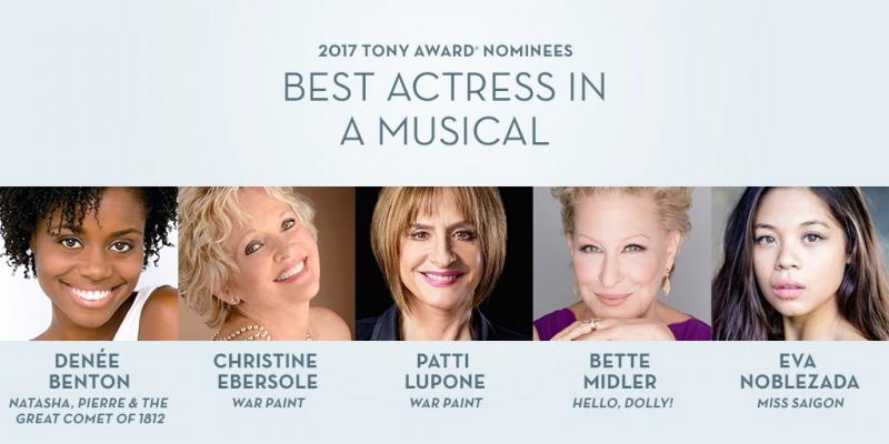 Did You Know... Our Favorite Fun Facts About the 2017 Tony Nominees!