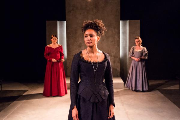 Photo Flash: First Look at THE CARDINAL at Southwark Playhouse