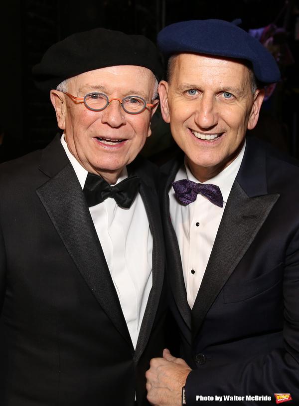 Terrence McNally and Tom Kirdahy