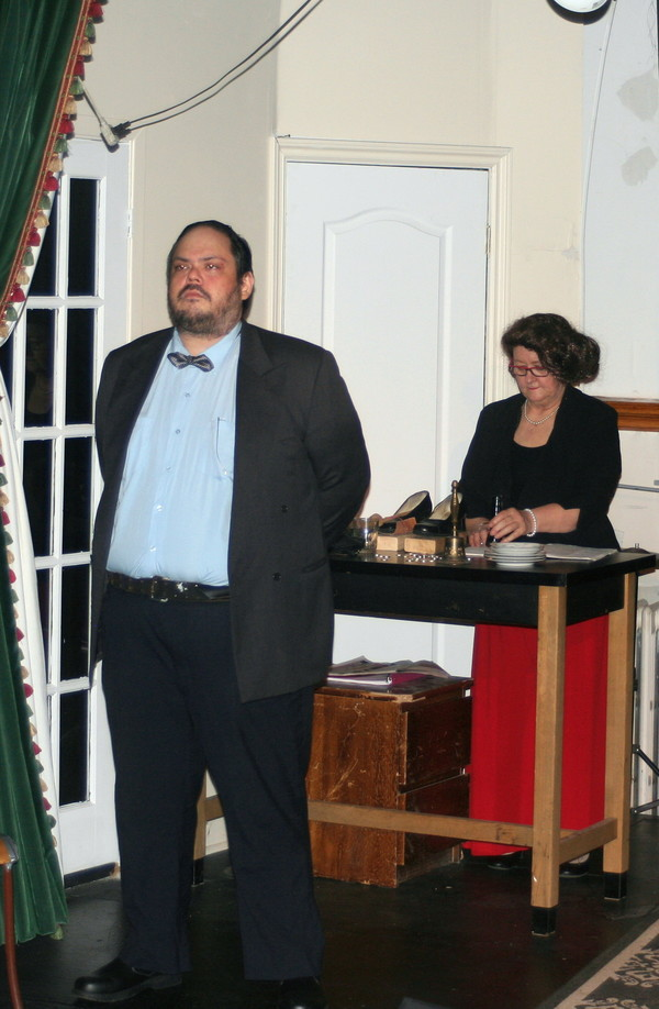 Photo Flash: First Look at Point St. Charles Community Theatre's VINTAGE HITCHCOCK