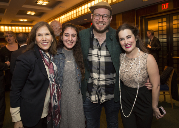 Photo Flash: Kelli O'Hara, Bill Irwin, Lauren Worsham and More March Into MasterVoices' BABES IN TOYLAND