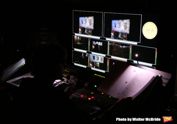 Photo Coverage: Behind the Scenes with BroadwayHD: A Digital Capture of IF I FORGET