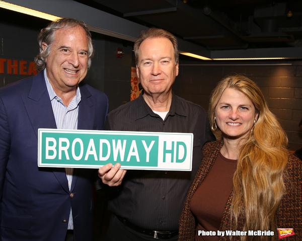 Strewart F. Lane, David Horn and Bonnie Comley