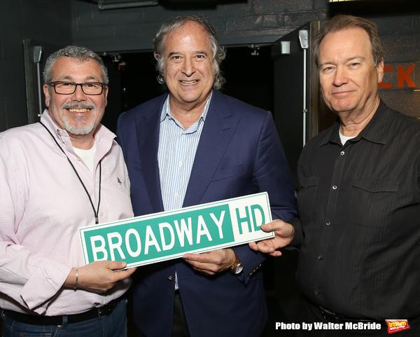 Mitch Owgang, Stewart F. Lane and David Horn