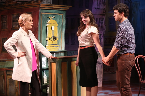Photo Flash: The Bells Are Ringing! First Look at David Spadora, Lenny Wolpe, Robin Skye and More in MARRY HARRY at York Theatre Company