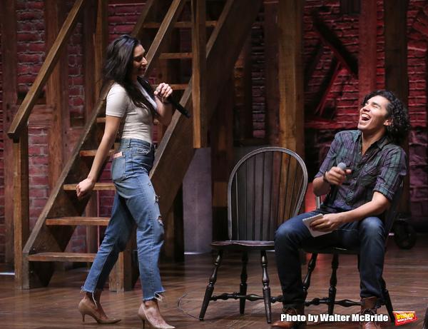 Lauren Boyd and Anthony Lee Medina