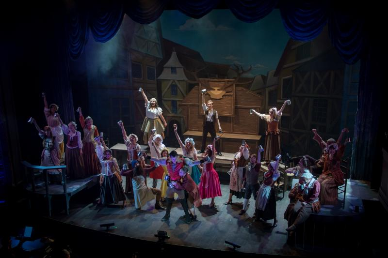 BWW Blog: Joscelyne Tamburri - A Finale at Beauty and the Beast