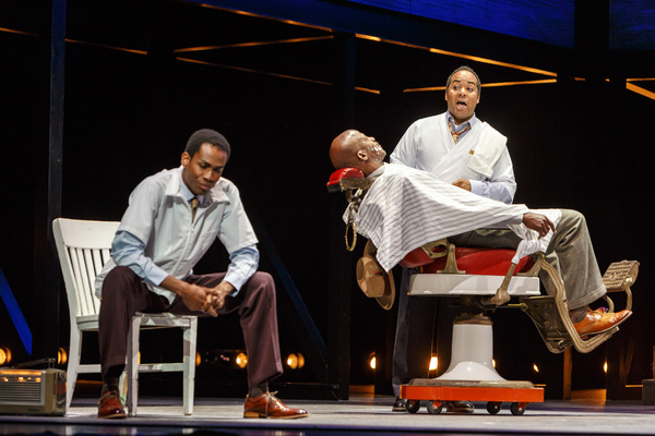 Photo Flash: Get a First Look at Pittsburgh Opera's THE SUMMER KING