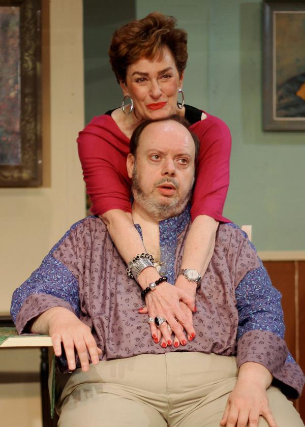 Bill Pelletier and Jeannie Blau