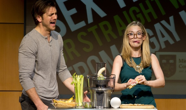 Photo Flash: SEX TIPS FOR STRAIGHT WOMEN FROM A GAY MAN Open 5/4 - 5/7