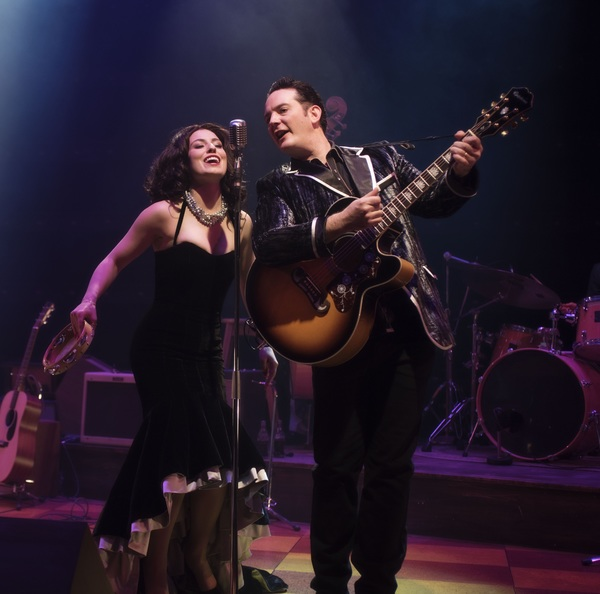 BWW Review: MILLION DOLLAR QUARTET at Segal Centre Of The Performing Arts