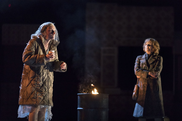 Photo Flash: First Look at Nathan Lane, Andrew Garfield & More in ANGELS IN AMERICA