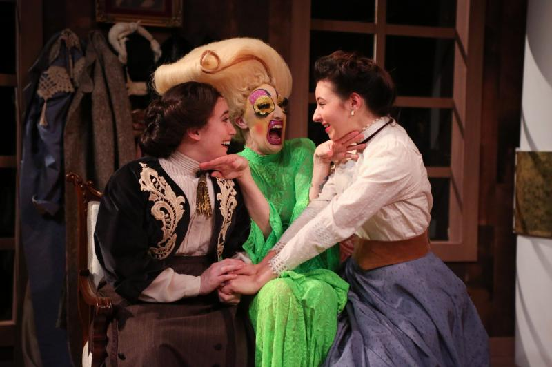BWW Review: WET's CHERDONNA'S DOLL'S HOUSE Beats the Joke to Death then Quits