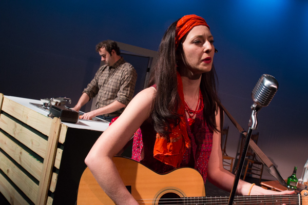 Photo Coverage: First Look at SRO's THE BRIDGES OF MADISON COUNTY