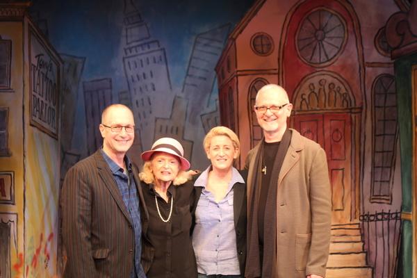 Dan Martin, Edie Windsor, Judith Kasen, Michael Biello