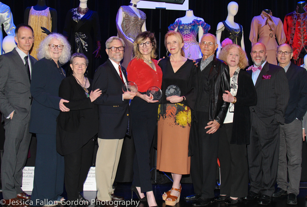 Robert Perdziola, Judith Dolan, Sally Ann Parsons, Ernest Smith, Paloma Young, Catherine Zuber, Mel Weingart, Victoria Bailey, Stephen Cabral and James Lapine