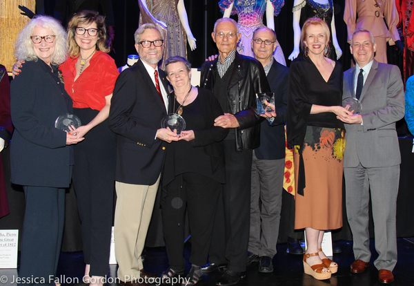 Judith Dolan, Paloma Young, Ernest Young, Sally Ann Parsons, Mel Weingart, James Lapi Photo