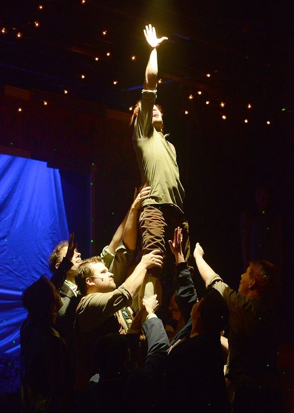 Photo Flash: PETER AND THE STARCATCHER Comes to Stageworks