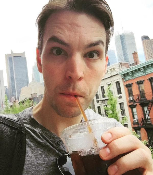 Anastasia (Broadway): @broadway.bounceWhat's up, Broadway Bounce! It's Wes Hart from Anastasia, and I'll be your 2 show tour guide today. The bag is packed, the ice coffee is doing its thing, and we're headed to the Broadhurst Theatre to do a Broadway sho