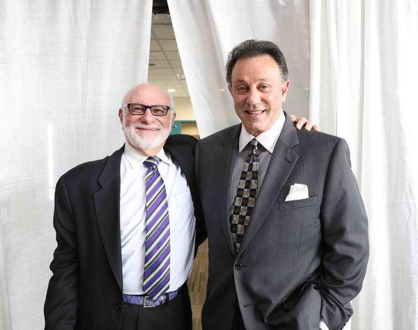 Peter LeDonne & Tony Darrow Photo